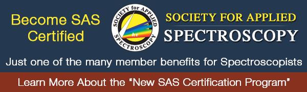 Society for Applied Spectroscopy
