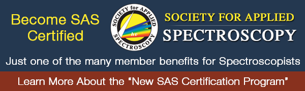 Society for Applied Spectroscopy