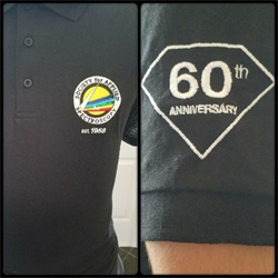 Black Polo 60th T-Shirt